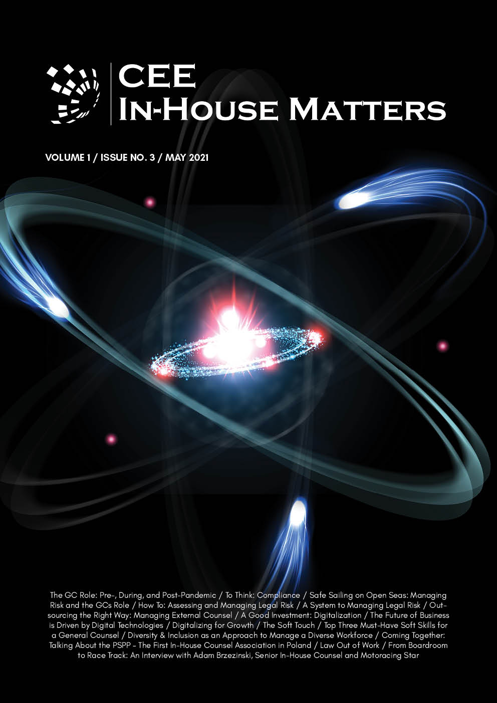 CEE In-House Matters: Issue 1.3