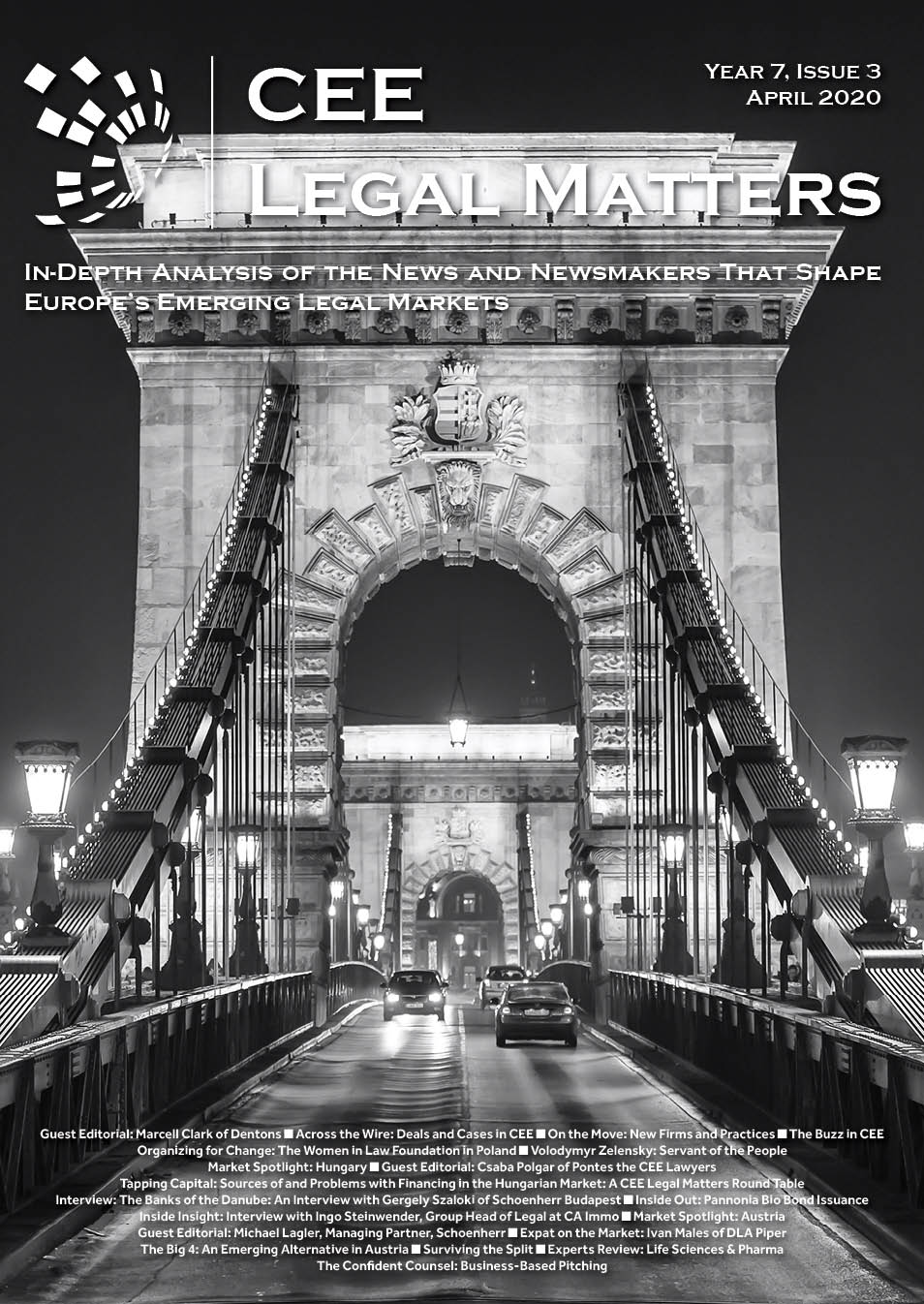 CEE Legal Matters: Issue 7.3