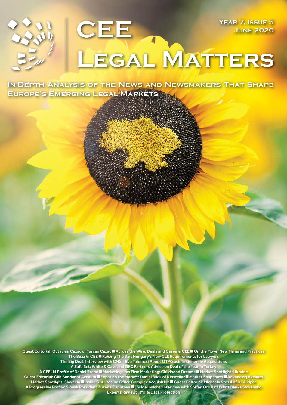 CEE Legal Matters: Issue 7.5