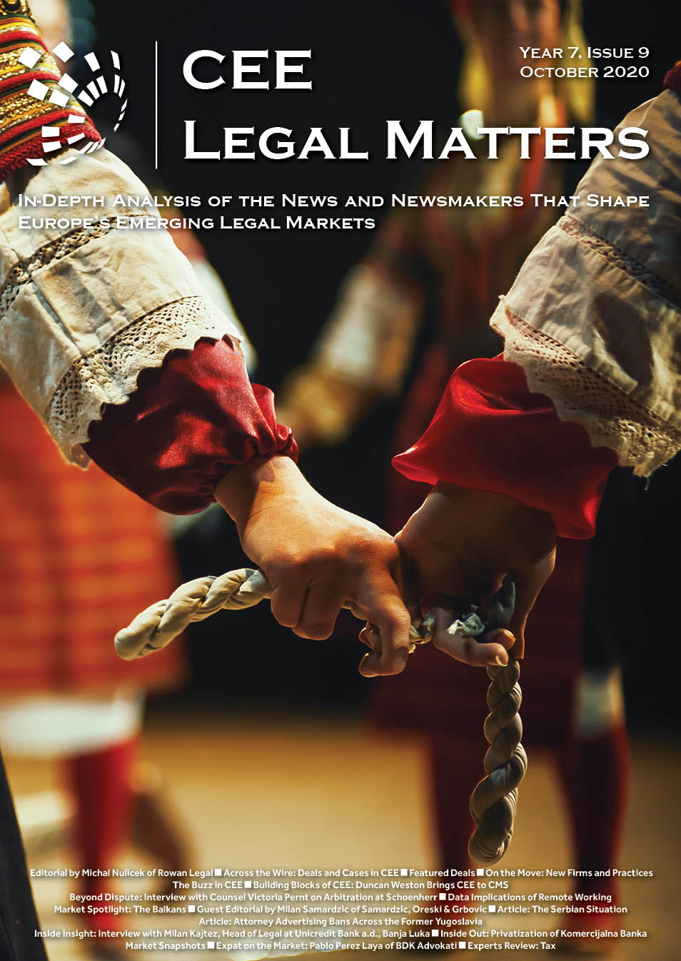 CEE Legal Matters: Issue 7.9