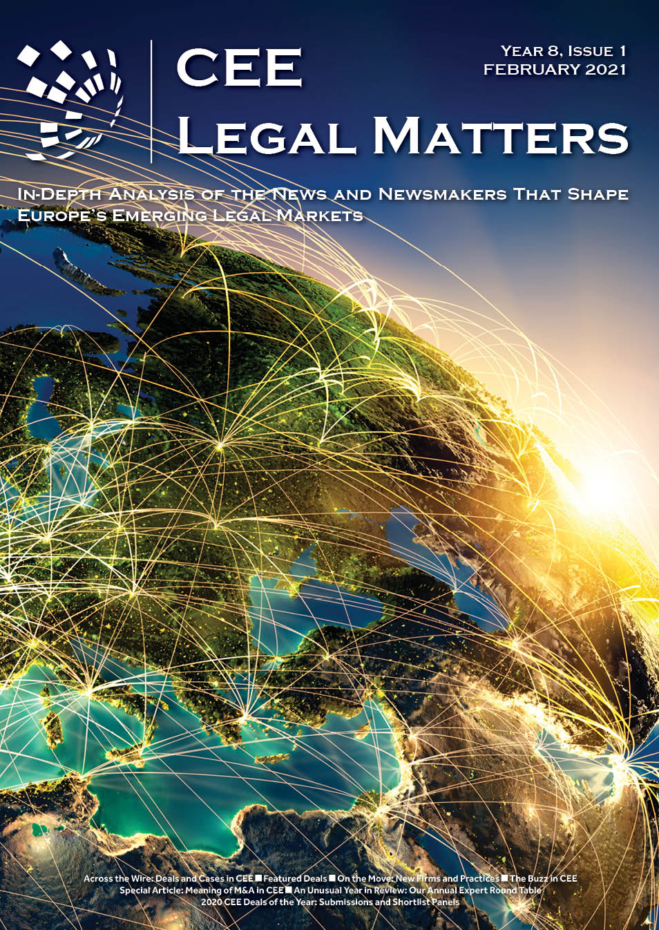 CEE Legal Matters: Issue 8.1