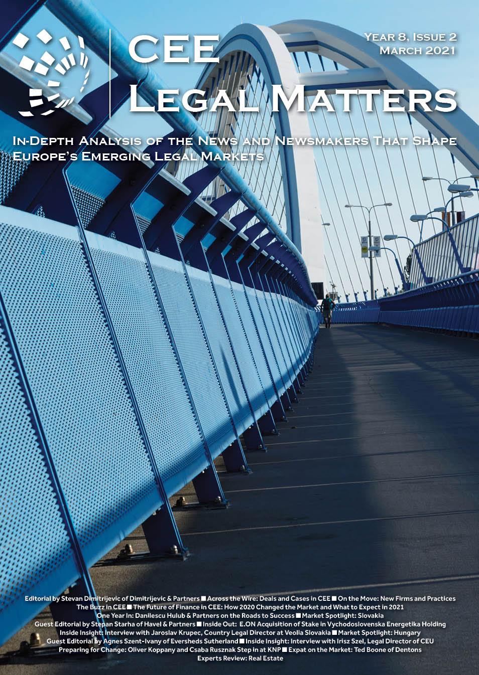 CEE Legal Matters: Issue 8.2